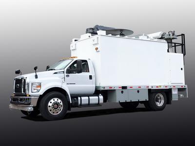 FirstNet Non-CDL SAT COLT Cell On Light Truck