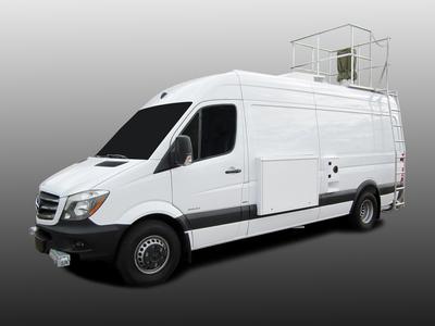 Sprinter van Cell on Light Truck COLT